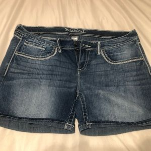 Maurices Shorts - Maurice's Denim shorts